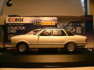 SUPERB NEW SOLDOUT VANGUARDS 1978 1/43 FORD CORTINA MK IV 2.0 GL RHD OUTSTANDING