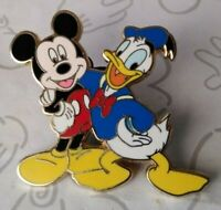 Mickey Mouse & Donald Duck Friends are Forever Starter Set Disney Pin 45207