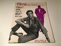 Films And Filming Vintage UK Cinema Magazine February 1964 Beatles Crime Inc.