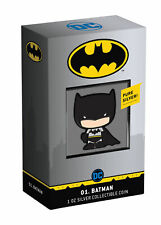 2020 Niue DC Comics Chibi Batman 1 oz Silver Colorized $2 Coin GEM Proof PRESALE