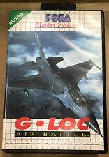 G-Loc (Sega Master System, 1990)
