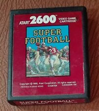 41733 Atari 2600 - Super Football - cx26154 - Retrogaming - 1988