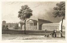 Wiesbaden-vecchia Kurhaus-tombleson-ACCIAIO CHIAVE 1845
