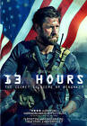 13 Hours: The Secret Soldiers of Benghazi (DVD, 2016)