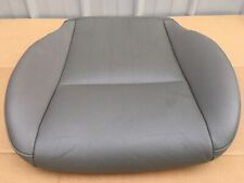 2005-2010 Jeep Grand Cherokee Bottom Seat Cushion Brown Leather Left OEM