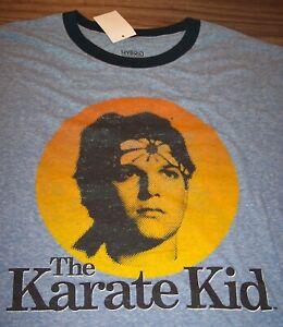 VINTAGE STYLE KARATE KID DANIEL T-Shirt 2XL XXL NEW w/ TAG