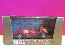 Brumm ferrari superb 375 f1 1951 1/43 new box n3
