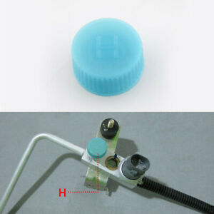 2Pcs High and Low Pressure AC A/C System Valve Cap Air Conditioning Service Part