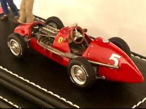 Tameo WCT053 Ferrari 500 F2 GP Angleterre