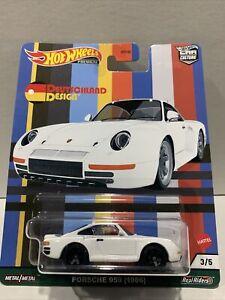 Hot Wheels '86 Porsche 959 [Deutschland Design] Premium 2021 - New/XHTF SEALED