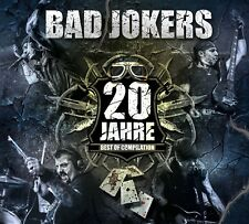 BAD JOKERS - 20 JAHRE-BEST OF COMPILATION (RE-RELEASE)  CD NEUF