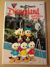 Walt Disneys Disneyland Birthday Party Gladstone 1985