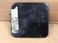 84 85 86 87 Civic CRX Gas Door Fuel Lid Used OEM