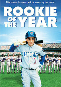 Rookie of the Year [New DVD] Dolby, Dubbed, Repackaged, Subtitled, Widescreen,