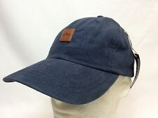 NEW IRON HORSE GOLF CLUB HAT CAP NAVY LEATHER BADGE  USA MADE