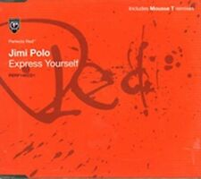 Jimi Polo | Single-CD | Express yourself (1997)