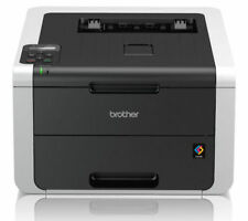 BROTHER HL3150CDW Colour Compact Wireless Laser Printer, WiFi Printing