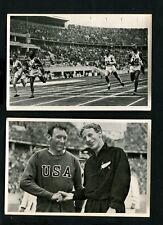 Olympia 1936 Band II  - Bild 24 und 35     (IK-1)