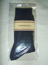 Men's Grey Cashmere Socks BRAND NEW IN PACKET