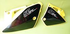 Plaques arrière BE050420005AM gasgas origine