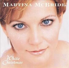 White Christmas by Martina McBride (CD, Nov-1999, RCA)