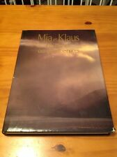 Mia Et Klaus – Rare Oversized Quebec Photography Coffee Table Book