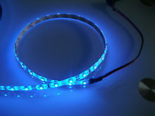 Car LED Strip Lighting Blue- Aust Importer/ Distributor 20cms 12V 12 leds x 2