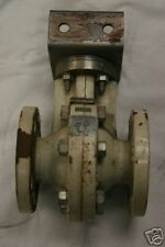 INDUSTRIAL   FLANGED BALL VALVE (IRON)