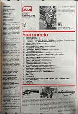 DIANA ARMI 7/1982 CACCIA SNIPER VARRIALE COLT UBERTI WINCHESTER CINQUEDEA ASTRA