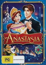 Anastasia - Adventure / Animation / Music / Mystery - NEW DVD