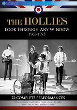 THE HOLLIES - LOOK THROUGH ANY WINDOW 1963-1975  DVD NEU