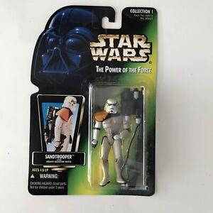 "Kenner STAR WARS Power Of The Force SANDTROOPER 3.75"" Action Figure"