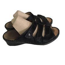 Womens Finn Comfort Sandals 4,5W (37,5)Wide Three Straps