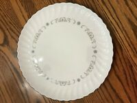 Westminster Silhouette by Syracuse Fine China - Dinner Plate