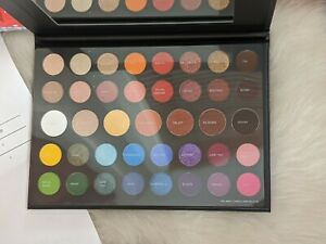 Authentic Morphe X James Charles Small eyeshadow palette 36gm *Receipt in pics*
