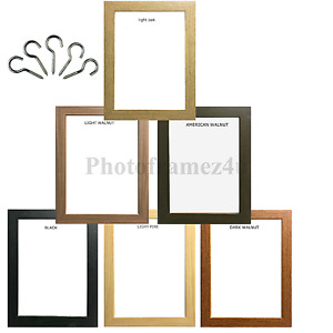 Photo Frame Picture Frame Poster Frame Wood Wooden Effect In Various Sizes