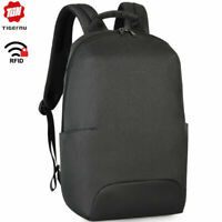 Tigernu RFID Laptop Backpack Schoolbag splash Proof Male Bag Anti Thief Mochila