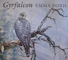 FORD EMMA FALCONRY & HAWKING BOOK THE GYRFALCON RAPTORS hardback NEW