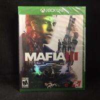 Mafia III (3) (Microsoft Xbox One, 2016) BRAND NEW / Region Free