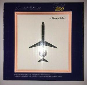 Gemini Jets Gemini250 Alaska Airlines McDonnell Douglas MD-83 - AJASA006 - 1/250