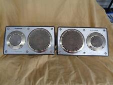 New listing Vintage Pioneer TS - X9 Speakers. Tested