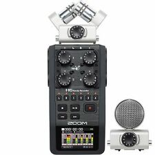 Zoom H6 Digital Recorder (Brand New!)