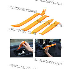KIT CAR REMOVALS TOOLS 4in1 DASHBOARD DOOR PANEL AUDIO SYSTEM CRUSCOTTO AUTO