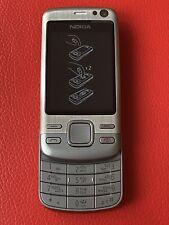 Nokia Slide 6600i Slide - Silver (Unlocked) Mobile Phone