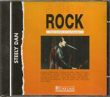 MUSIQUE CD LES GENIES DU ROCK EDITIONS ATLAS - STEELY DAN N°55