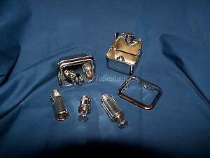 1948 - 1964  Cadillac Rear Ashtray Pair / Ashtrays, Bezels & Lighters