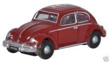 Oxford Diecast NVWB002 Ruby Red VW Beetle spur n suberb detail