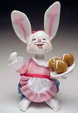 "Annalee 6 inch ""Hot Cross Bunny"" Rabbit"
