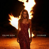 CELINE DION - Courage (CD, 2019) BRAND NEW