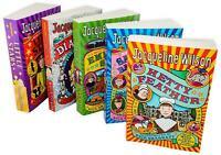 Jacqueline Wilson Hetty Feather Adventures 5 Books Collection Little Stars